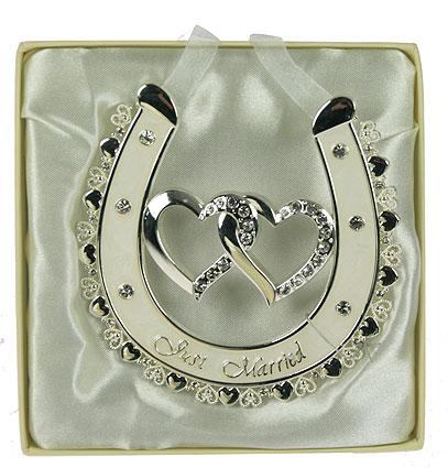 Подарок из серебра молодоженам 1